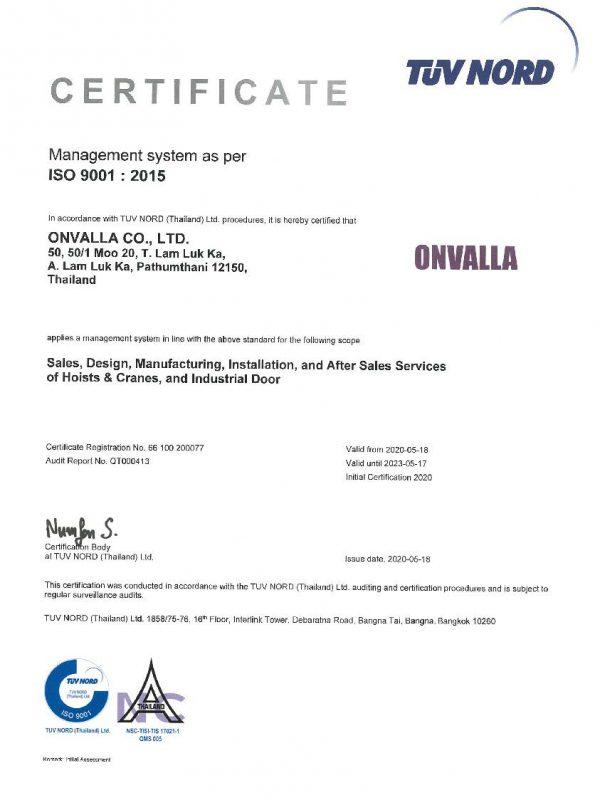 ISO 9001.15 CA - CERTIFICATE ONVALLA (NAC)_Page_1