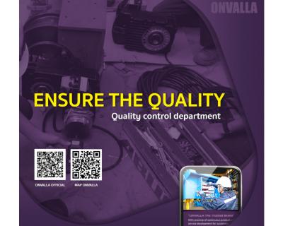 Ensure the Quality