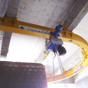 Monorail Cranes (1)