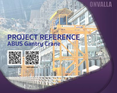 Project Reference ABUS Gentry Cranes